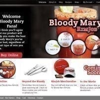 Bloody Mary RimJob